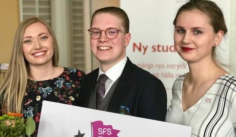 Årets Studentstad 2018/2019